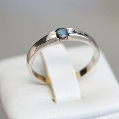 Bague Fancy Blue